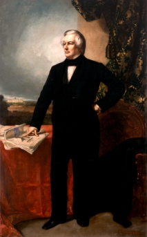 Millard Fillmore Official Portrait - The Periodic Table of the Presidents