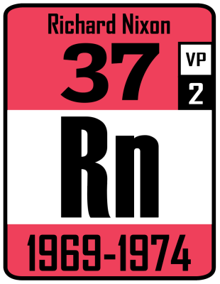 The Periodic Table of the Presidents - Richard Nixon
