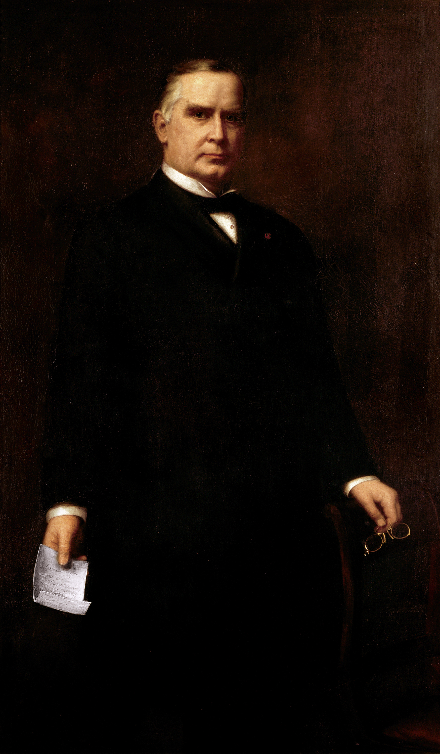 25 William Mckinley The Periodic Table Of The Presidents