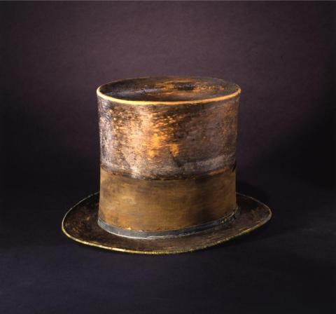 Abraham Lincoln's Hat - Smithsonian