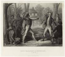 Gen'. Harrison & Tecumseh lithograph, 1860 - Library of Congress