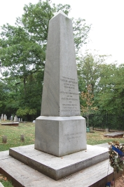 Thomas Jefferson Gravestone - Complete