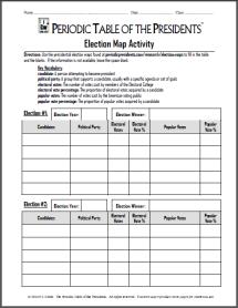 Election Map Activity Thumbnail