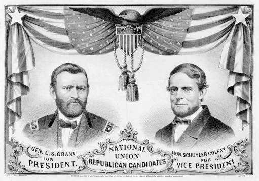 National Union Republican Candidates, c. 1868 - The Library of Congress